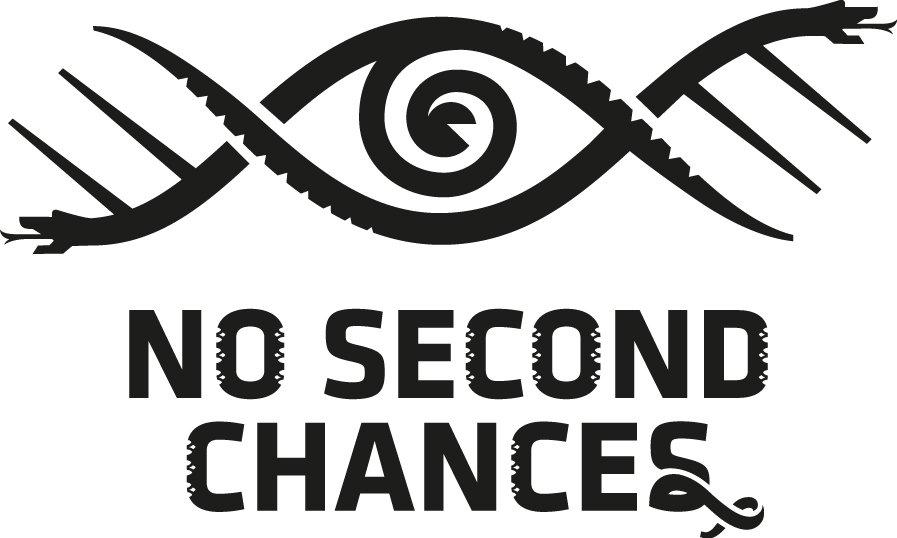 no second chances_logotyp